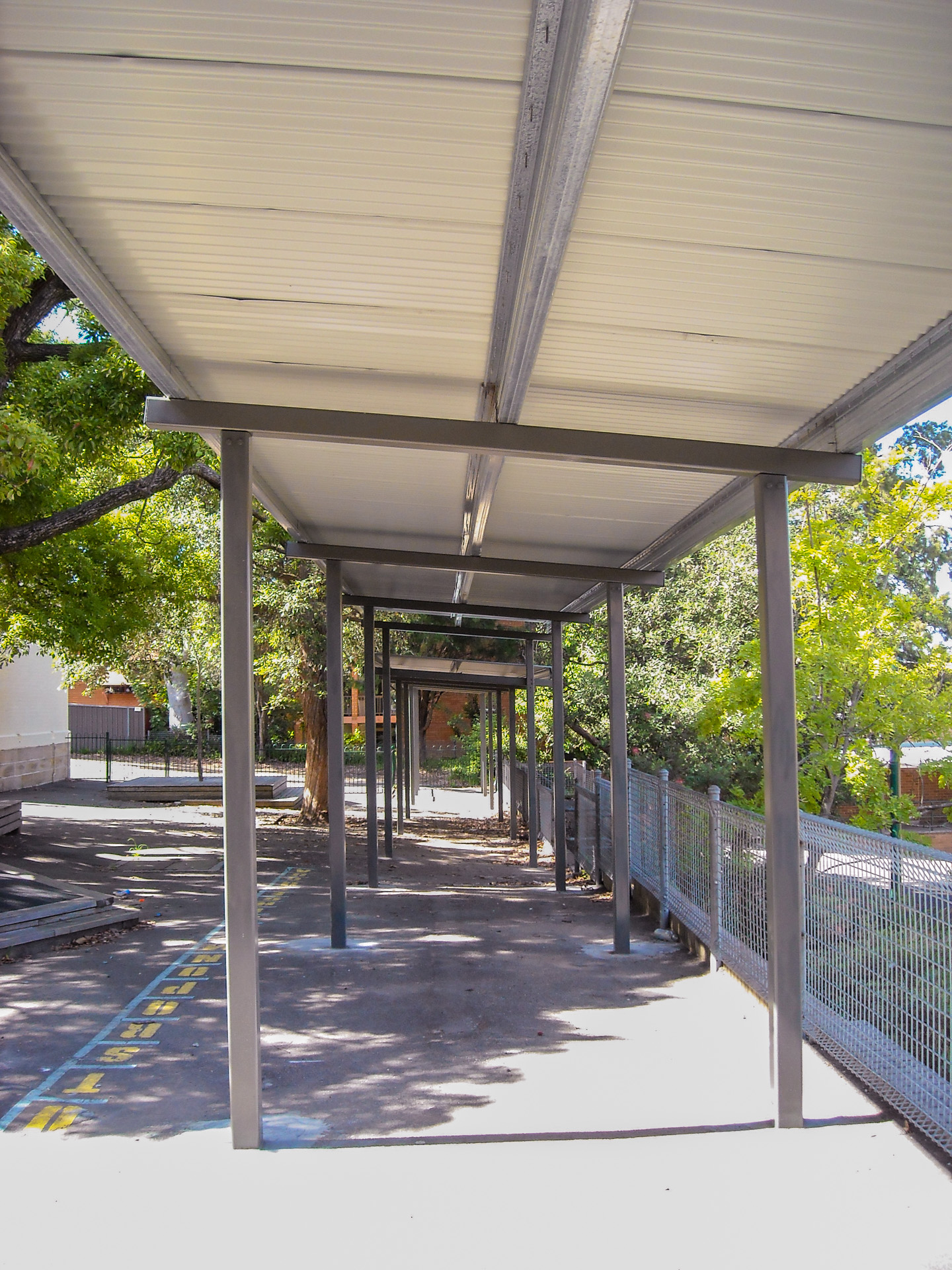 Covered Walkways Scully Outdoor Designs Australia