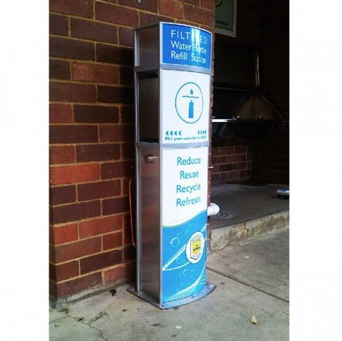 Aquafil Water Station – Scully Outdoor Designs Australia