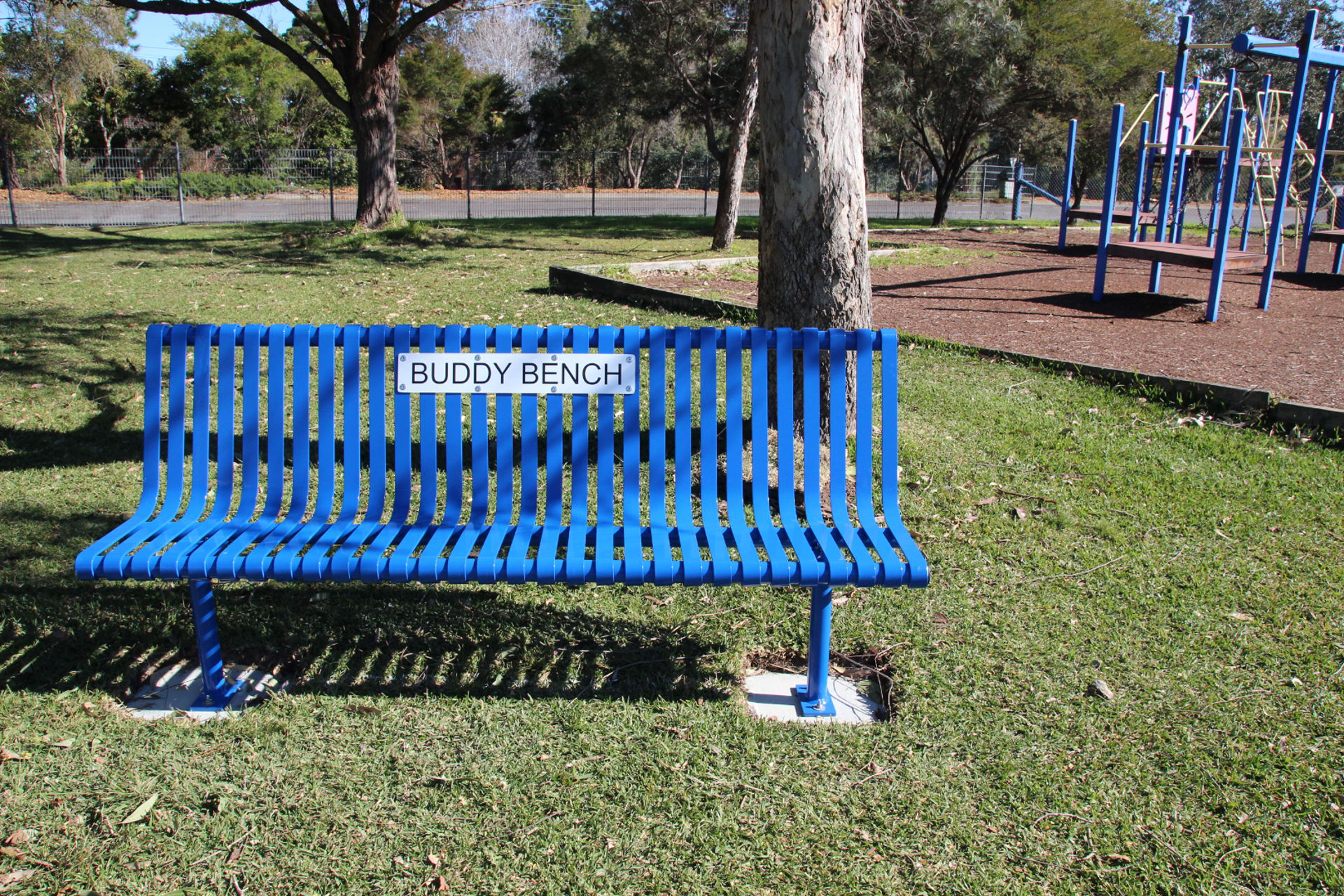 Buddy Or Friendhip Bench Scully Outdoor Designs Australia