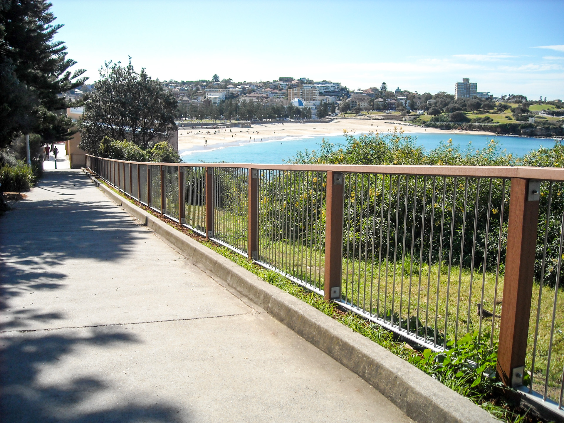 RANDWICK COUNCIL - Coogee Beach Coastal Fence